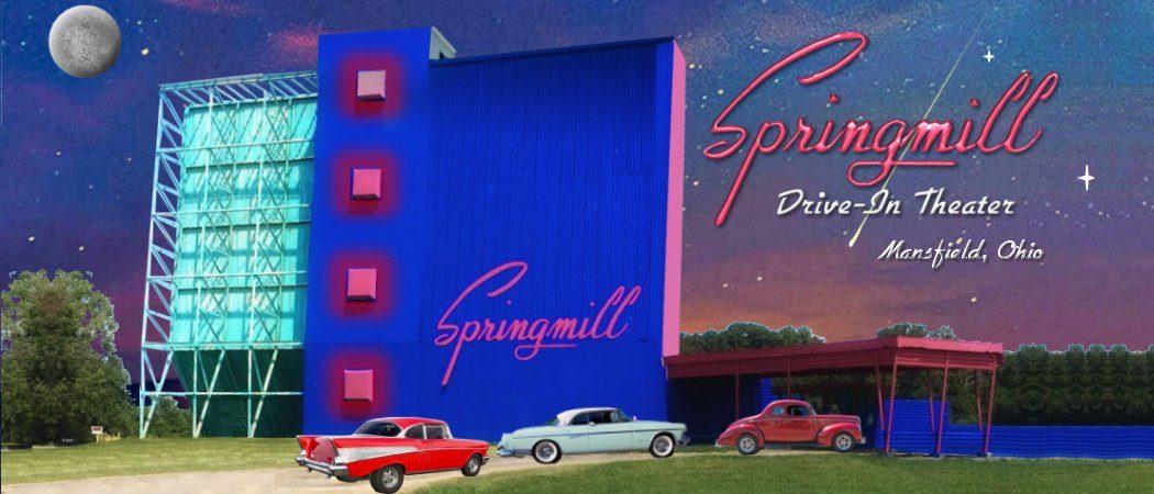 Movie theaters in springfield ohio